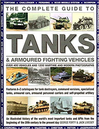 Download The complete guide to tanks & armoured fighting vehicles PDF