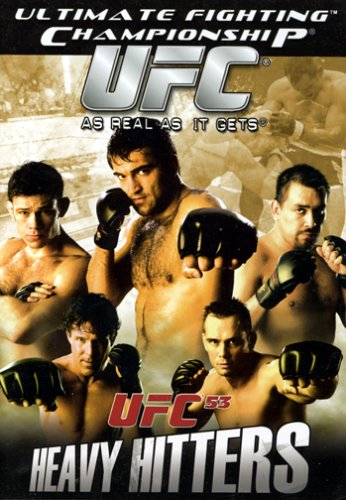 UFC 53 - Heavy Hitters - Foley Al Outlets