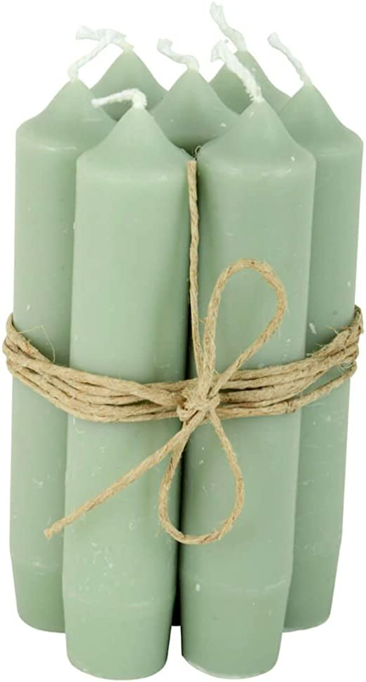 IB Laursen Tige Lot 8/bougies petit vert