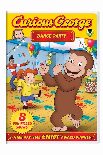 Curious George: Dance Party! -