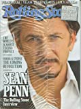 Rolling Stone Magazine Issue 1072 - February 19th, 2009 - Sean Penn: The Rolling Stone Interview