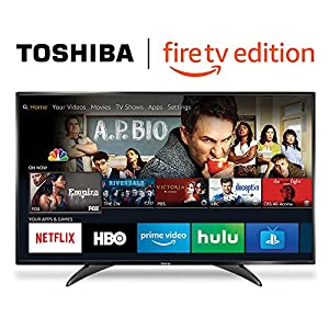 Toshiba 49LF421U19 49-inch 1080p Full HD Smart LED TV - Fire TV Edition