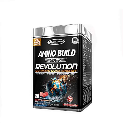 Muscle Volumizer Cell (MuscleTech Amino Build SX-7 Revolution - White Raspberry Freezie)
