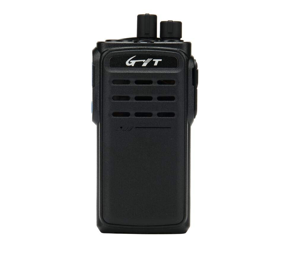 LWTOP 12W High Power Handheld Walkie-Talkie 10KM HS-500SPLUS UHF Hotel Site Dustproof and Waterproof by LWTOP (Image #1)