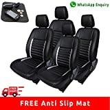 Autofact PU Leatherite Car Seat Covers for Maruti Ignis