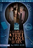 A Stranger, a Thief and a Pack of Lies, Chris Auer, 0310708710