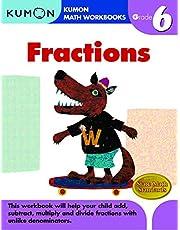 Grade 6 Fractions