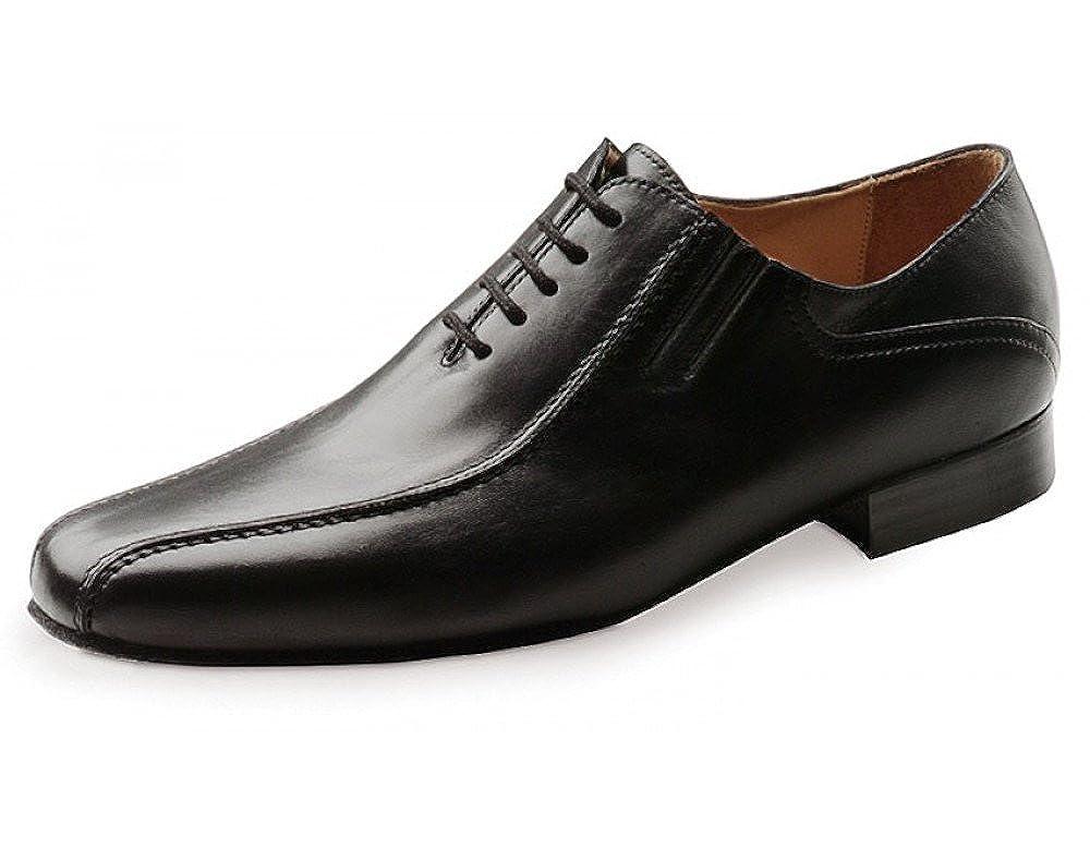 Werner Kern Mens 28017 Black Leather Comfort Line