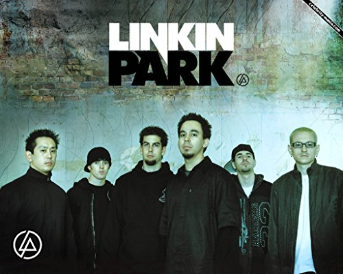 Purchase Music Posters - Purchase Punch Linkin Park (Group Music) Poster Print (18 inch X 12inch, Rolled)