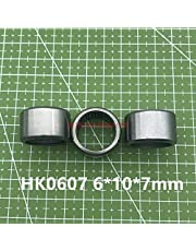 Fevas 2019 New Special Offer 10pcs Hk061007 Hk0607 37941/6 Drawn Cup Type Needle Roller Bearing 6 X 10 7mm High Quality