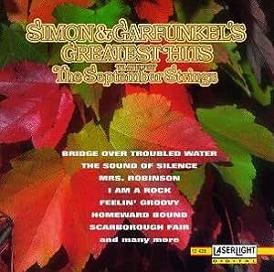 The September Strings - Play Simon & Garfunkel-Greatest Hits