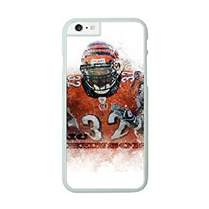 NFL Case Cover For SamSung Galaxy Note 4 White Cell Phone Case Cincinnati Bengals QNXTWKHE1187 NFL Phone Clear Plastic