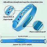 Kiveta All Natural Mosquito Repellent Bracelets