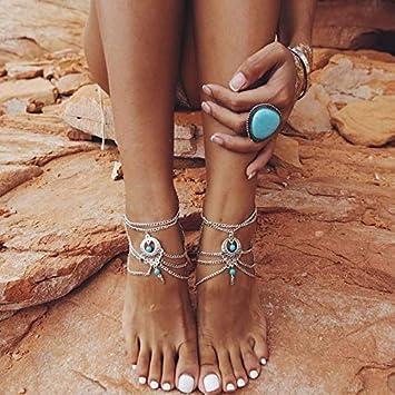 stunning ladies silver beaded sandals