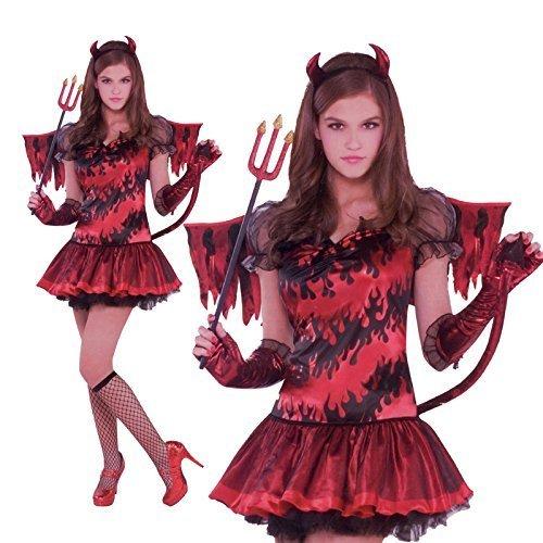 Devil Costume Hot (Amscan International Hot Stuff Devil Costume by Amscan International)