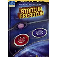 Red Hot Chili Peppers - Stadium Arcadium: Deluxe Bass Edition: Book/2-Cd Pack [With 2 Cd'S] (Book & Cd)