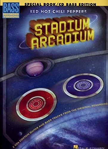 Red Hot Chili Peppers - Stadium Arcadium: Deluxe Bass Edition: Book/2-CD Pack