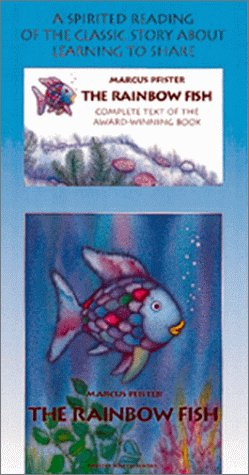 Rainbow Fish Mini-Book and Audio Package by North-South Books
