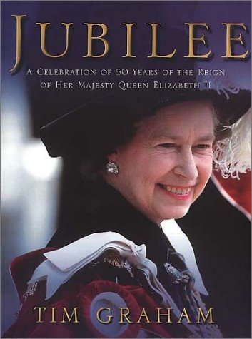 Read Online Jubilee: A Celebration of 50 Years of the Reign of Her Majesty Queen Elizabeth II pdf