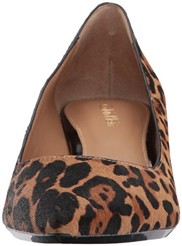 Pump Leopard Women's Klein Dress Genoveva Calvin xw8IZzHq