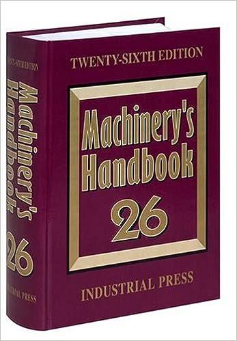 machinerys handbook 26 in