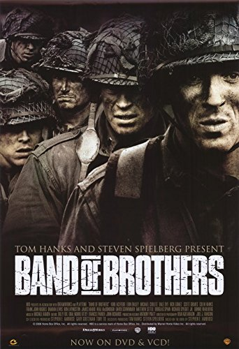11 x 17 Band of Brothers Movie Poster