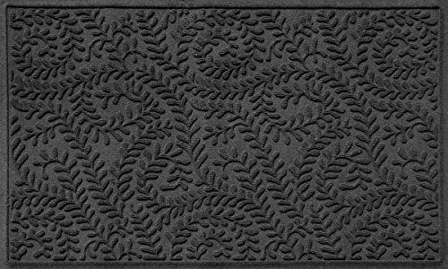 Bungalow Flooring Waterhog Indoor/Outdoor Doormat, 3' x
