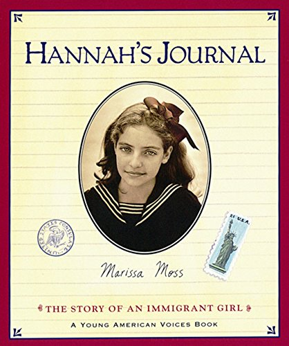 Hannah's Journal: The Story of an Immigrant Girl