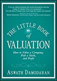Best Book For Investings - The Little Book of Valuation: How to Value Review