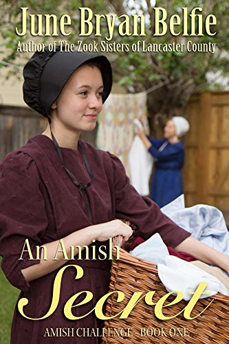 An Amish Secret (Amish Challenge Book 1) by [Belfie, June]