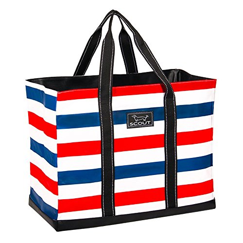 SCOUT Original Deano Classic Tote, 19 by 15 by 10 Inches (One Size, Damn Yankees)