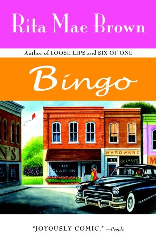 book cover of Bingo