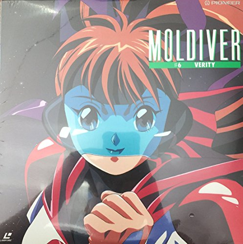 Moldiver #6 Verity