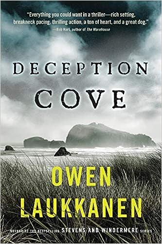 Deception Cove book cover