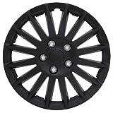 black 16 inch wheel covers - Pilot Automotive WH521-16C-B All Black 16