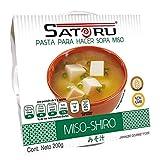 Satoru Pasta Miso-Shiro, 200 Gramos