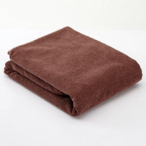Wasseraufnahme Paare Handtücher Männer große Badetuch Hunderte von Magie kann Eindringen, tiefe Badewanne Rock Frau, Kaffee
