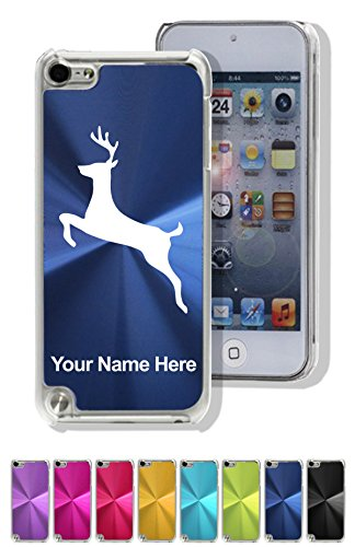 Case for iPod Touch 5th/6th Gen - Deer - Personalized Engraving Included Deer Hunting Engraving