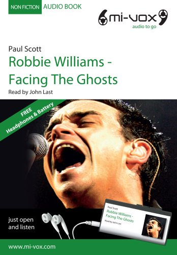 Robbie Williams: Facing the Ghosts (Mi-vox pre-loaded audio player)