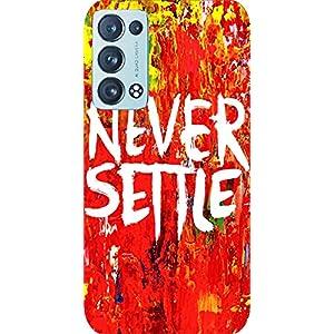 Joe Designer Printed Back Case Cover for Oppo Reno 6 Mobile (Multicolor) art34