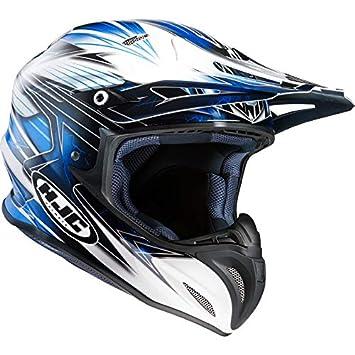 HJC - 14210207/162 : HJC - 14210207/162 : Casco enduro offroad motocross