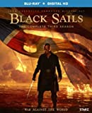 Black Sails SN 3 BD/UV [Blu-ray]