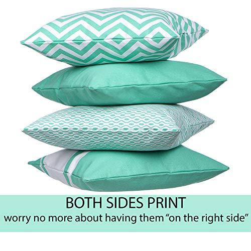 Disimo Throw Pillow Covers 18x18 Throw Pillow Covers