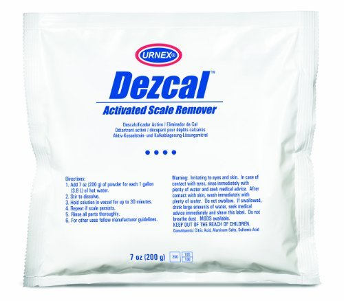 Urnex Dezcal Activated Scale Remover, 7 oz Home Supply Maintenance Store
