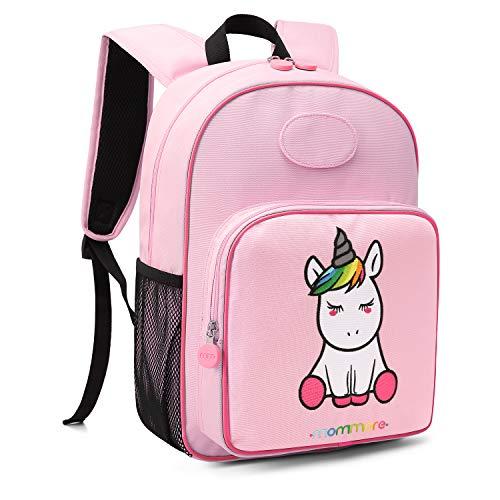 mommore Cute Unicorn Kids Backpack Preschool Toddler Backpack for 3-7 Years Old Boys/Girls, Pink ()