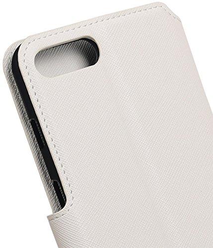 MobileFashion HM Book Cases pour Iphone 7 plus Portefeuille Case Cover Booktype avec Slots pour cartes et support