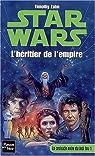 Star Wars, tome 12 : L'héritier de l'Empire (La Croisade noire du Jedi fou / Le Cycle de Thrawn 1) par Zahn
