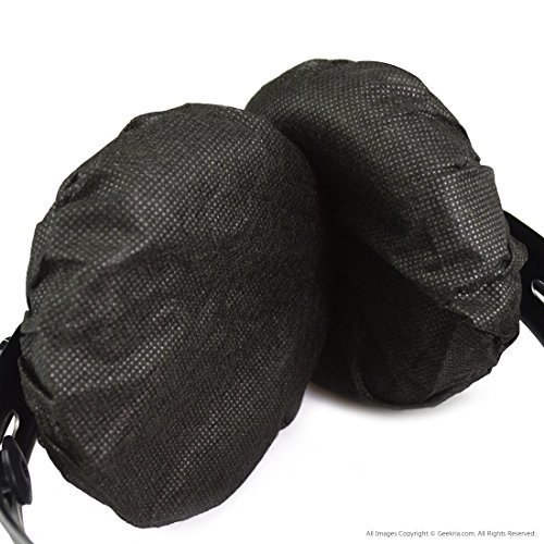 Large Stretchable Headphone Earpad Covers / Disposable