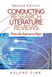 img - for Conducting Research Literature Reviews: From the Internet to Paper book / textbook / text book