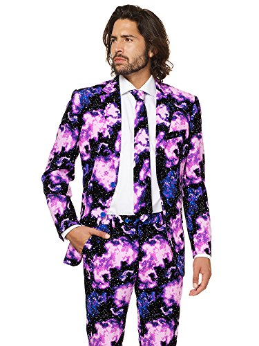 OppoSuits Classy Printed Men's Suit - Comes with Pants, for sale  Delivered anywhere in USA